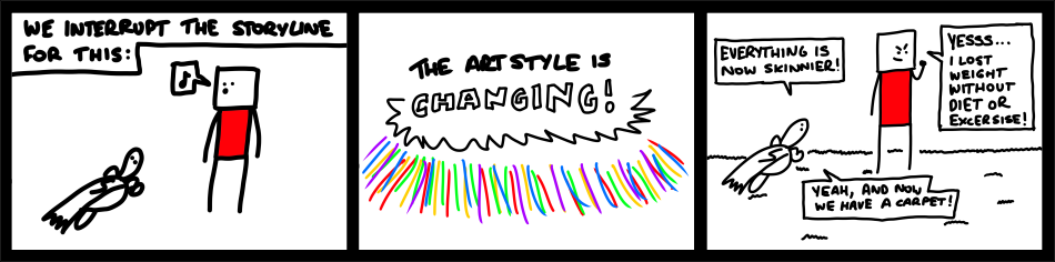 Art, it be Changing!!
